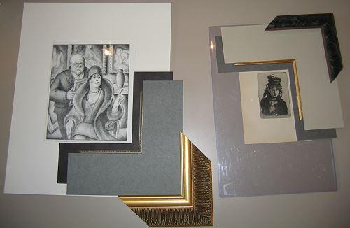 Rousseau\'s Fine Art Framing Novato, CA Marin county