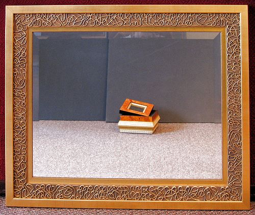 Unique custom frames, military shadow boxes, custom framed mirrors ...